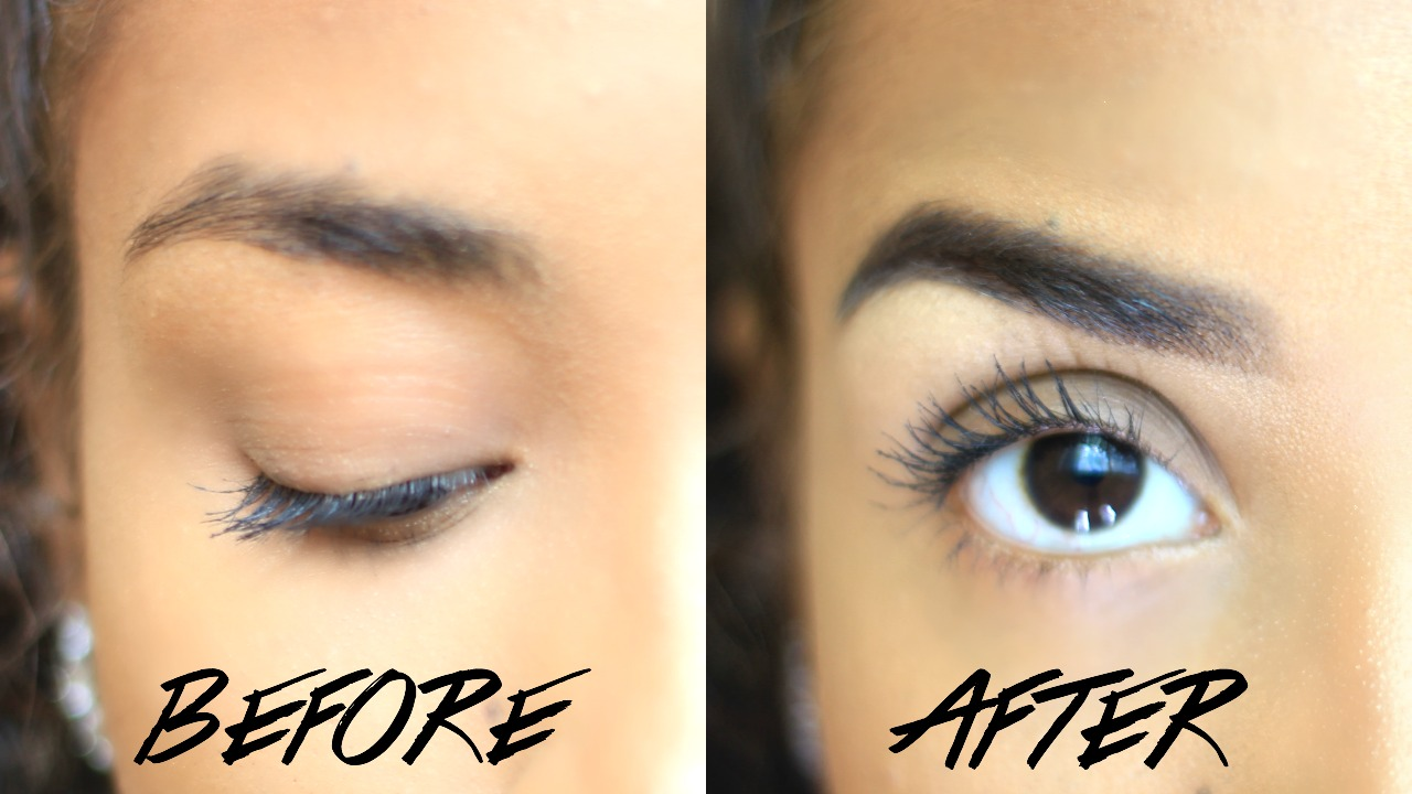 Natural brow tutorial how to fill in eyebrows baditri Images