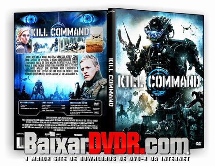 Comando Kill (2017) DVD-R Autorado