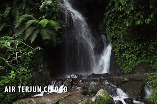 Air terjun cibogo