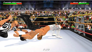 Wrestling Revolution 3D Apk Attack Speed 10x