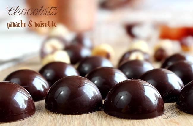 chocolat maison noisette