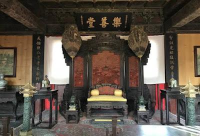 Η «Απαγορευμένη Πόλη» του Πεκίνου έρχεται στο Μουσείο Ακρόπολης