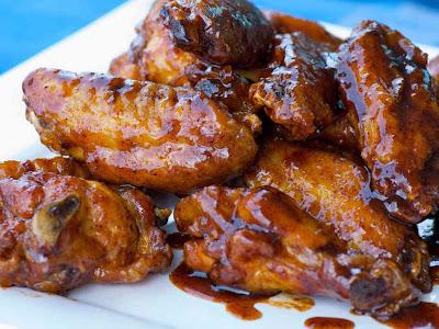 ricetta-ali-di-pollo-glassate