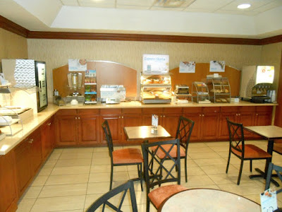 Holiday Inn Express in Campbellsville Kentucky