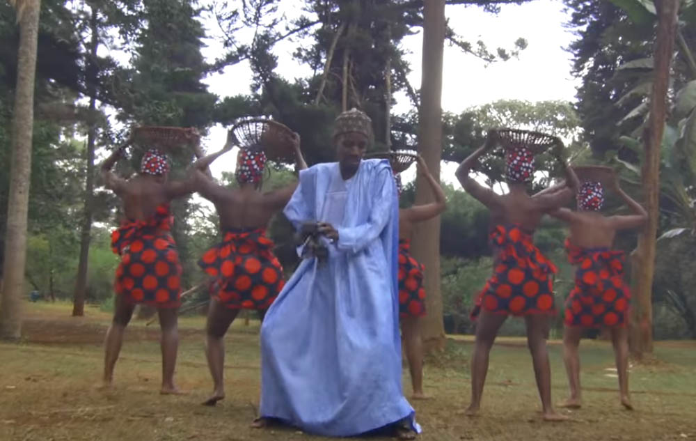 salome Watch & Download Video | Eric Omondi Sang'ombe (SALOME REMIX)