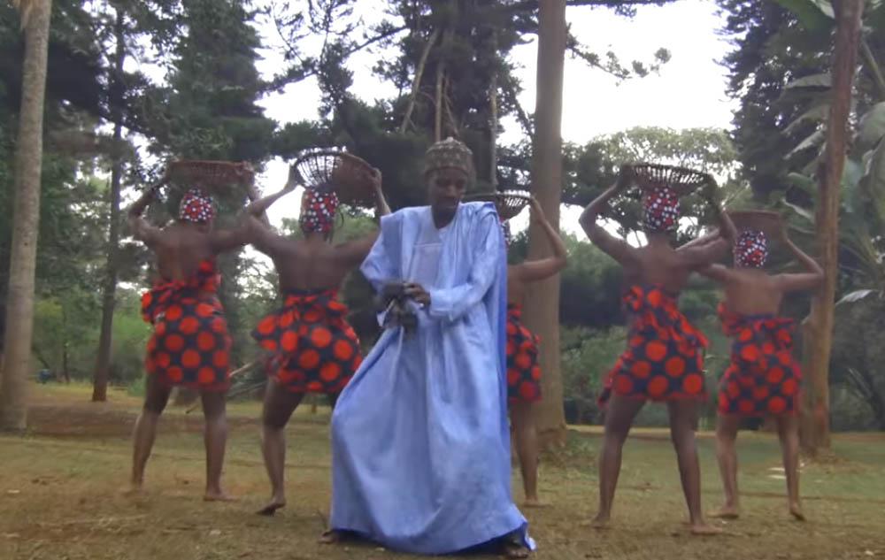 salome Watch & Download Video   Eric Omondi Sang'ombe (SALOME REMIX)