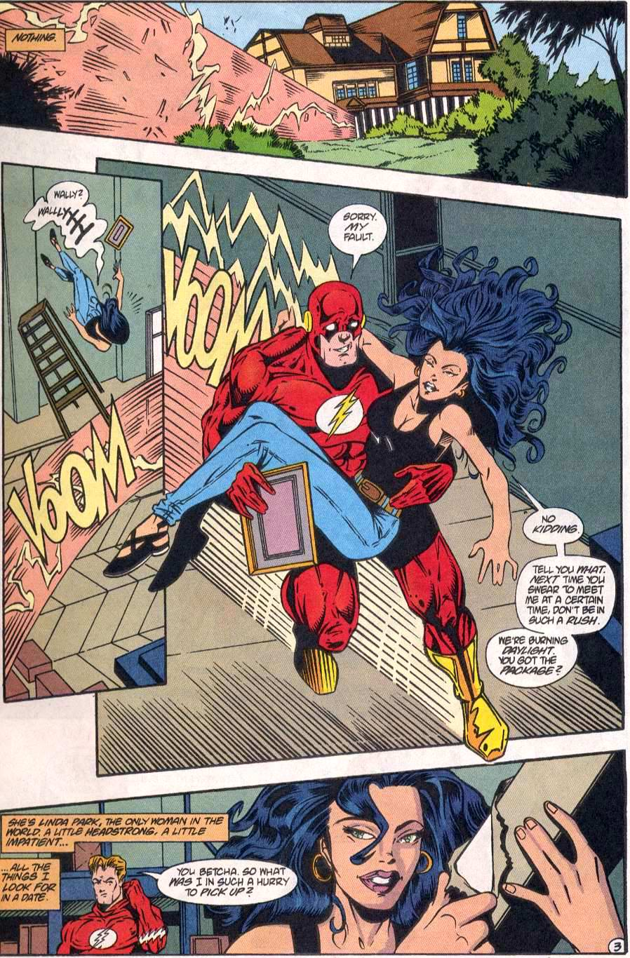 Read online The Flash (1987) comic -  Issue # _Annual 8 - 4