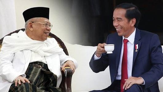 PoliticaWave Sebut Jokowi-Ma'ruf Unggul di Medsos dari 02