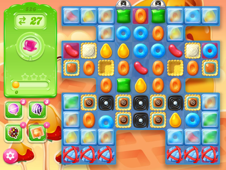 Candy Crush Jelly Saga 526
