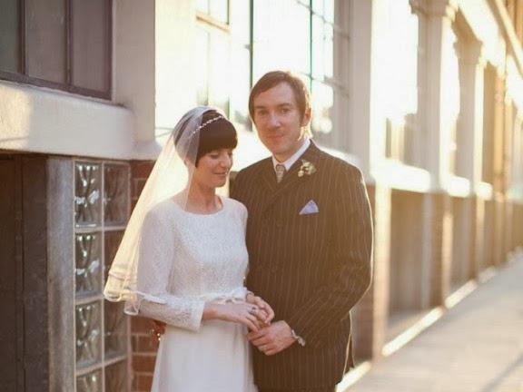 Una boda Mod