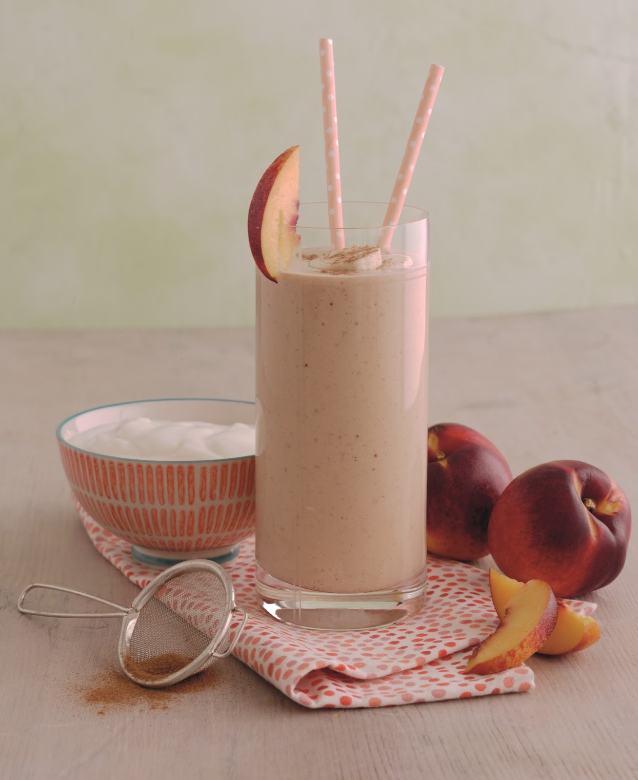 Spiced Up Sweetness Smoothie