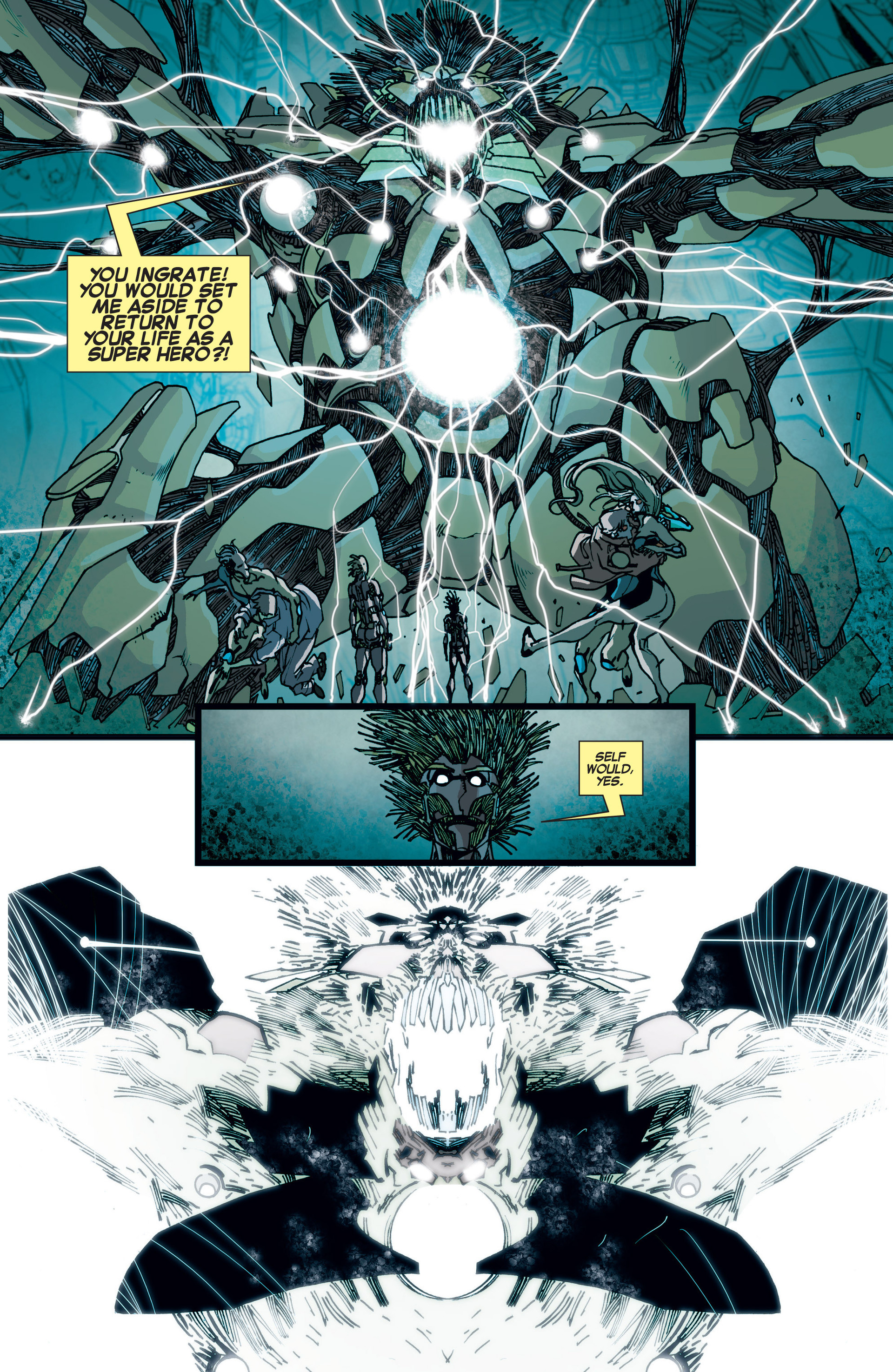 Read online All-New X-Factor comic -  Issue #6 - 20