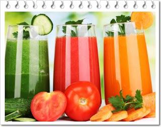 resep jus sayuran sehat enak dan mudah