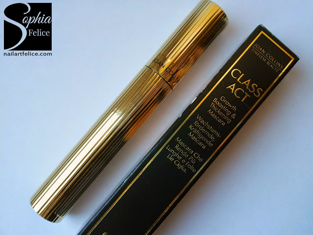 Joan Collins Timeless Beauty - mascara nero 01