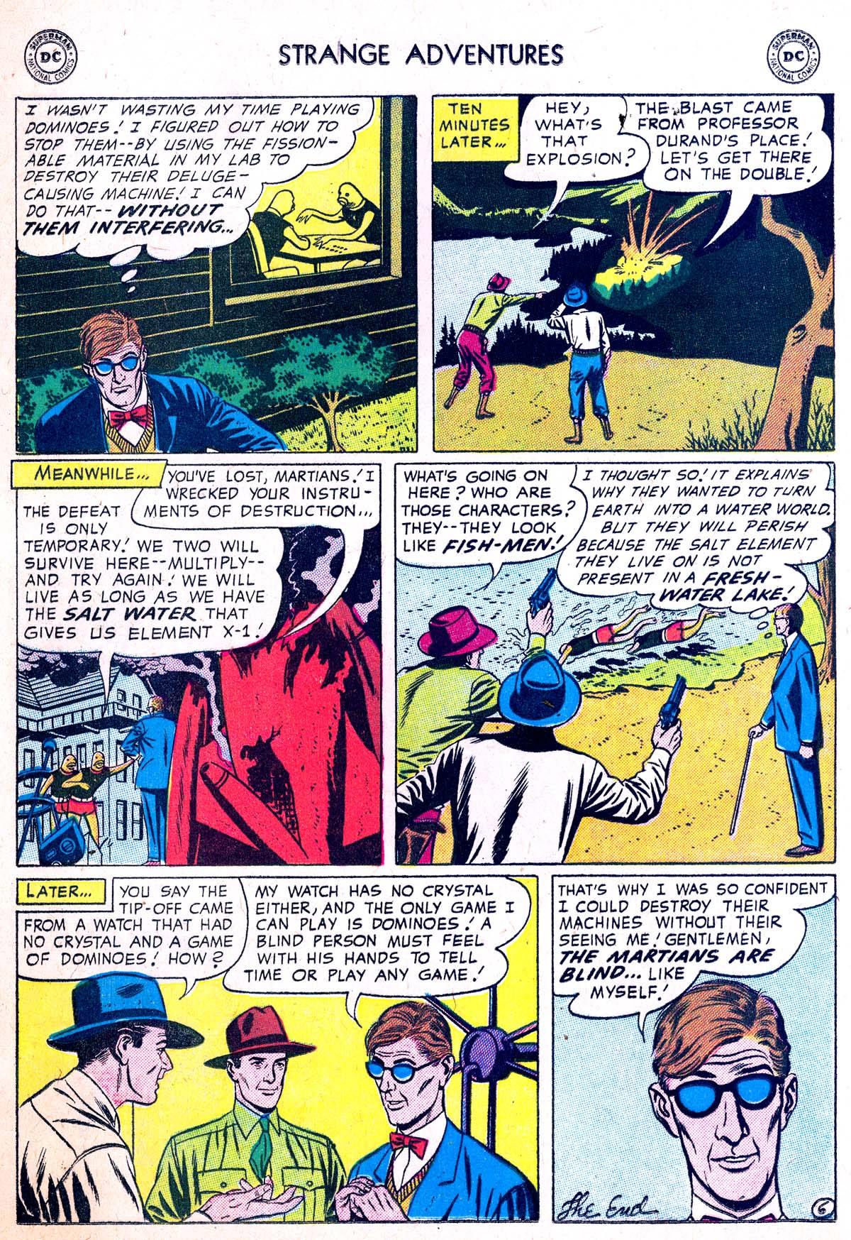 Strange Adventures (1950) issue 75 - Page 16