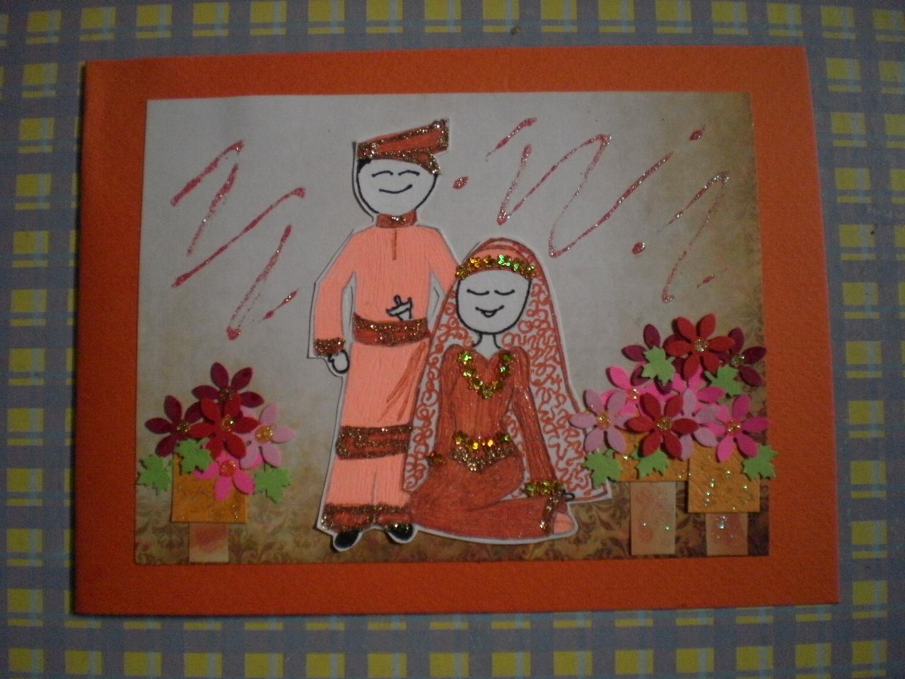 elaine's creative cards wedding cards