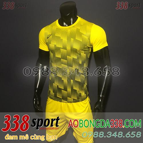 Áo Không Logo Nike LaMa SPH01 Vàng