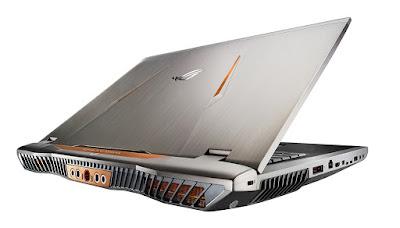 Asus ROG GX 800 Laptop Seharga Mobil
