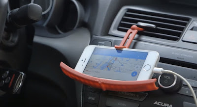 Gadgets para el automóvil - Bhold