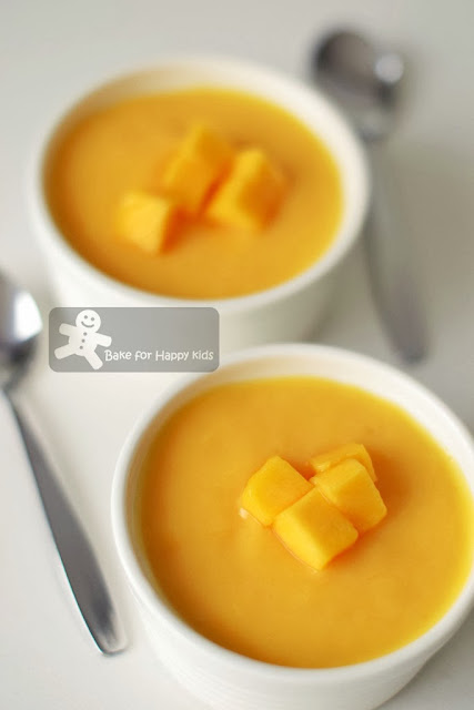Lassi Mango Pudding Bill Granger