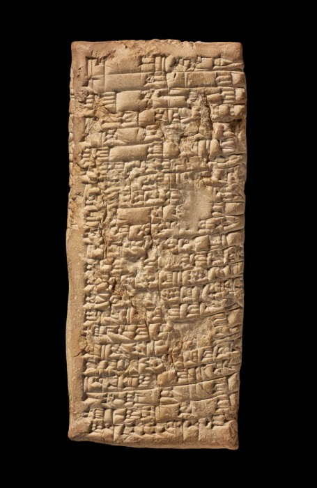 Μια βαβυλωνιακή πινακίδα περιέχει το πρώτο δελτίο παραπόνων στην ιστορία