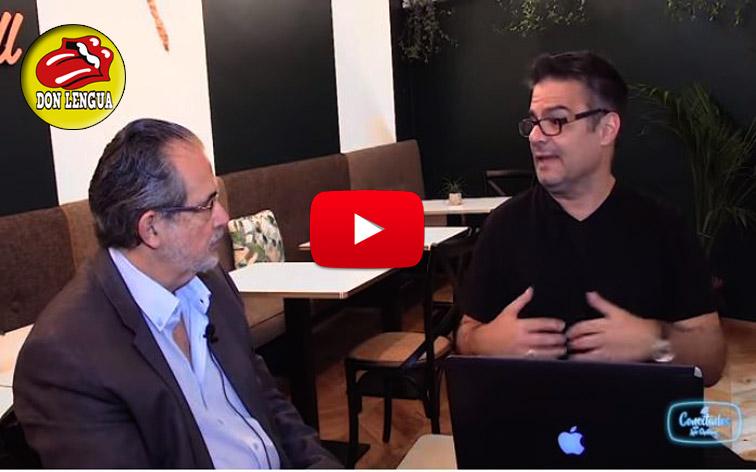 Luis Chataing entrevista a Miguel Henrique Otero en España