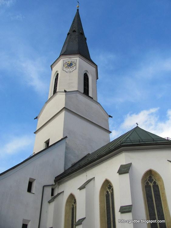Gosposvetsko polje, Avstrijska Koroška