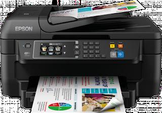 Epson WF-2660DWF Télécharger Pilote Driver Pour Windows Et Mac