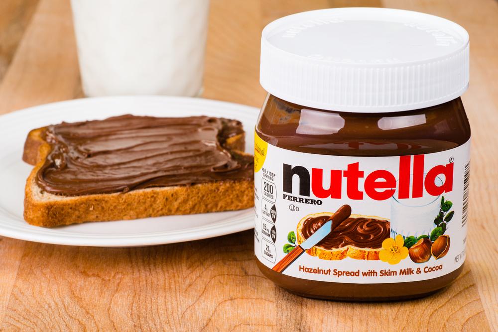 Canzone Nutella spot colazione Pubblicità