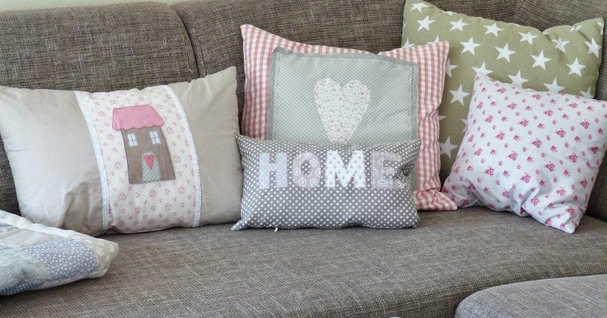 julis little things neue kissen f r s sofa. Black Bedroom Furniture Sets. Home Design Ideas