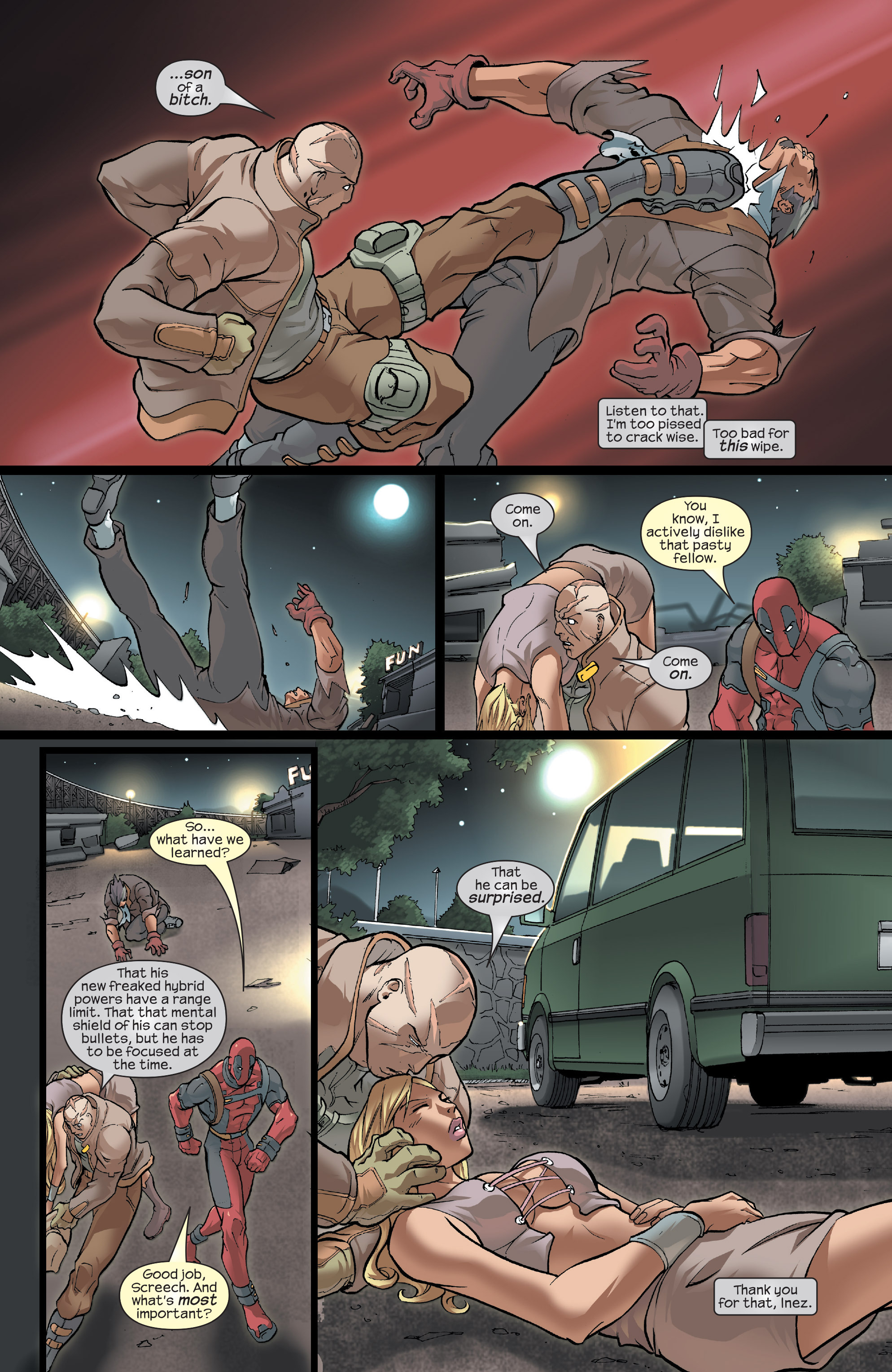 Read online Agent X comic -  Issue #15 - 14