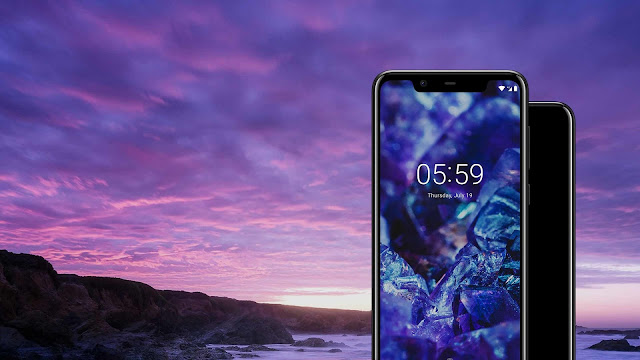 Nokia 5.1 plus to be available in the US from B&H