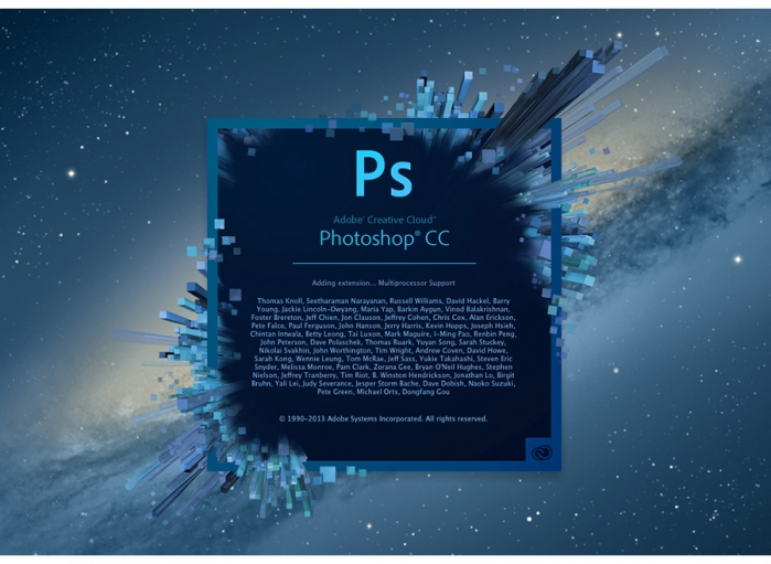 Photoshop new version full