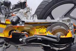Tanda-tanda V Belt Motor Matic Yang Aus