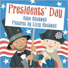 President's Day book for children