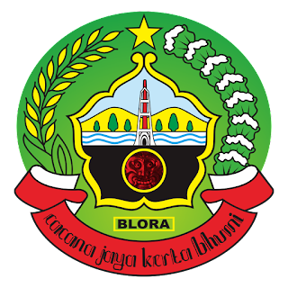 Logo Kabupaten Blora Vector