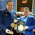 Ο νέος Αστυνομικός Διευθυντής Ημαθίας στον αντιπεριφερειάρχη