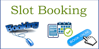 Slot Booking Campaign Available