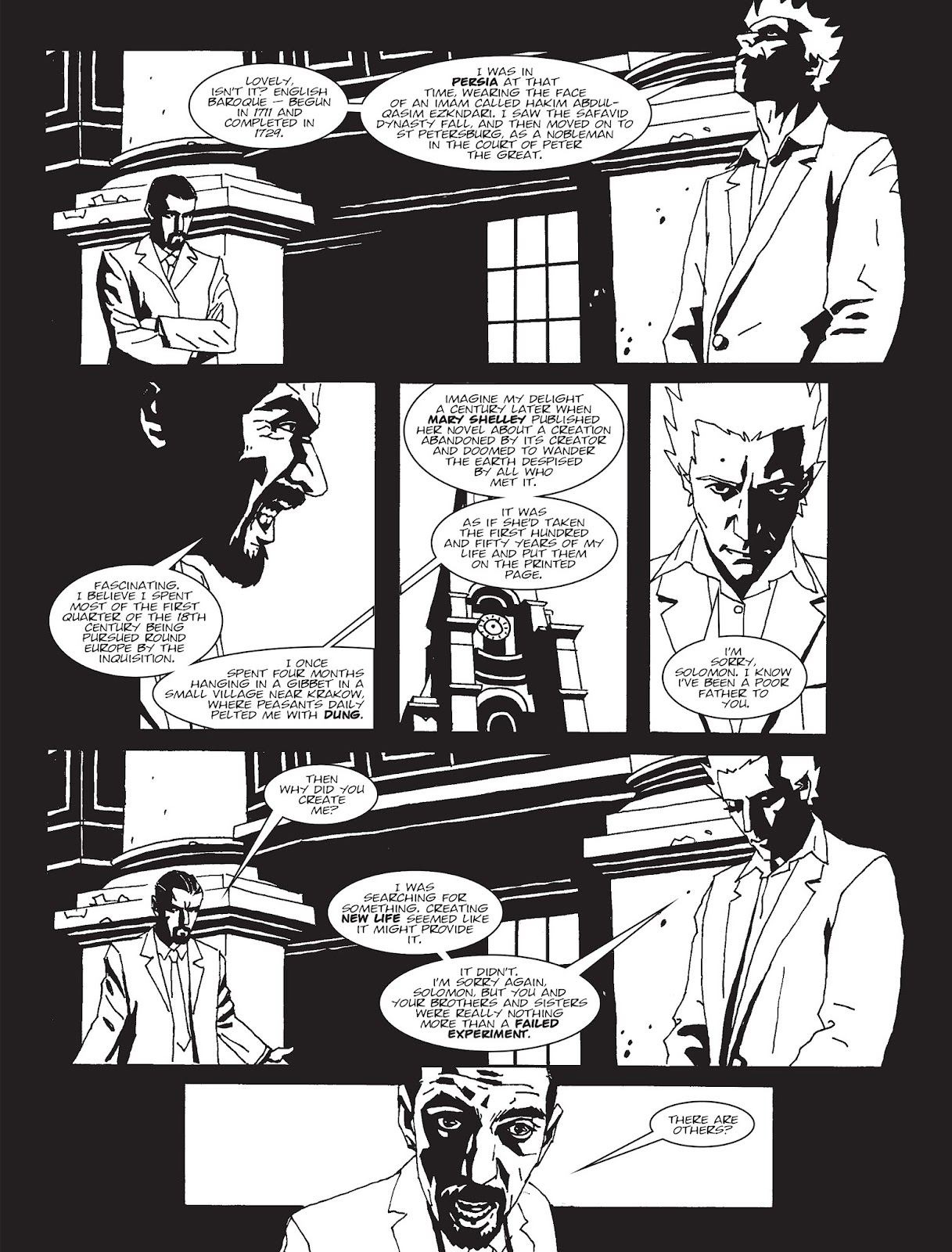 Read online Caballistics Inc. The Complete Digital Edition comic -  Issue # TPB (Part 4) - 2