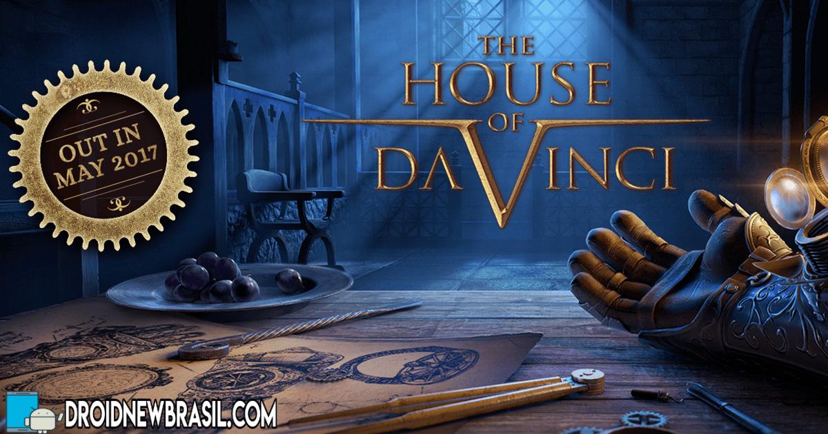 The House of Da Vinci v1.0.0 b6000044 Apk – OBB
