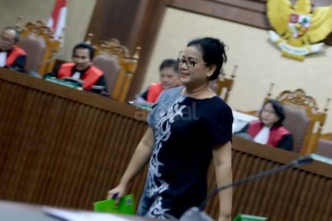 Pengakuan Farhat Abbas Siapa Saksi Kunci Kasus e-KTP