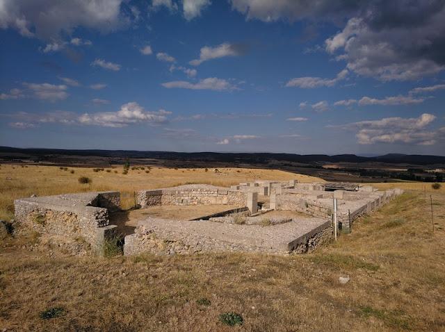 Edificio Termas Los Arcos II de Clunia