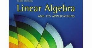 Lay david pdf edition 4th c algebra linear