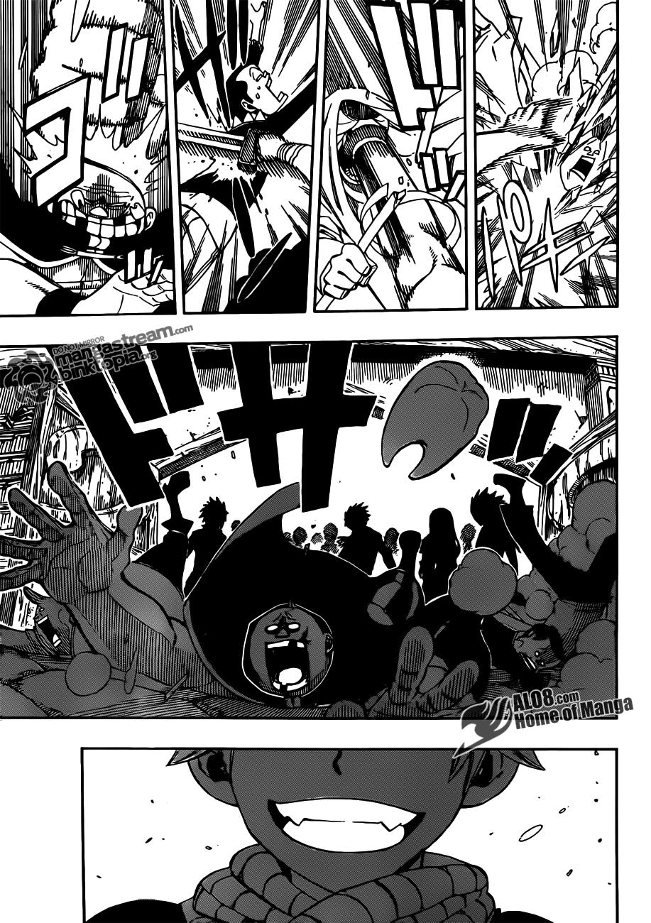 Fairy Tail chap 255 trang 11