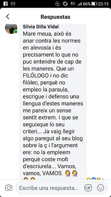 Silvia Dilla , Valderrobres