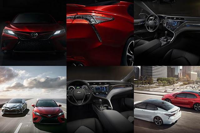 2018 Toyota Camry Photo