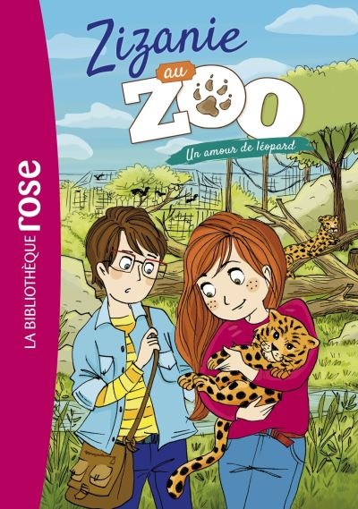 Collection ZIZANIE AU ZOO - Bibliothèque rose - Romans humour et aventure