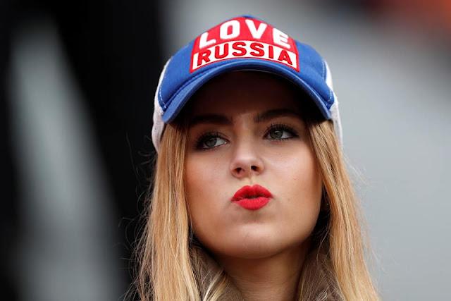 صور أجمل مشجعات كأس العالم 2018 ... مونديال روسيا