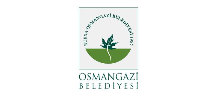 Bursa Osmangazi Belediyesi Vektörel Logosu