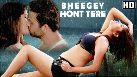 Bheegey Hont Tere (2016) Hindi DVDRip 700MB
